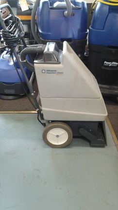 Advance AquaClean Self Contained Carpet Cleaner.