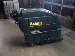 Mark's Vacuum, Nobles 2001 H.D. Auto Scrubber New Batteries w/ Charger New transit Motor $2,700.00
