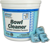 Mark's Vacuum Stearns Bowl cleaner 90 count tub