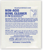 Mark's Vacuum Stearns Non Acid bowl cleaner