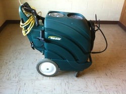 Mark's Vacuum, Nobles 1500 Quick Clean, Carpet and Hard Surface Cleaner Reconditioned, great for cleaning restrooms, comparable to the Kai-vac. $1,895.00