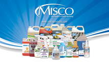 Misco Floor Finish & Cleaning Products