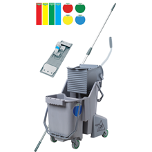 Unger microfiber Mopping Systems