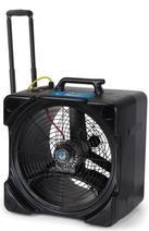We rent air movers, fans & Dryers