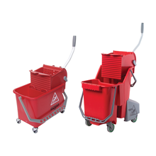 Unger restroom cleaning systems