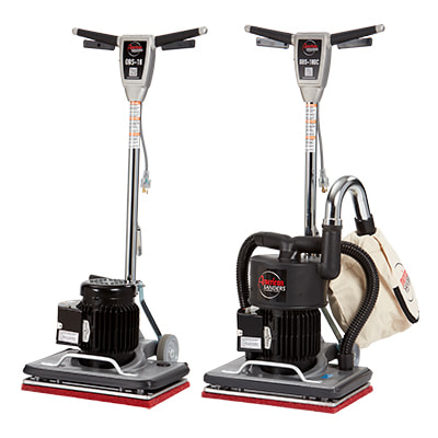 Orbital Square Floor Machines